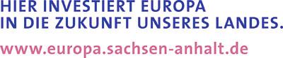 Logo des ESF Sachsen-Anhalt