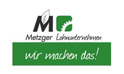 Logo von Lohnunternehmen Metzger