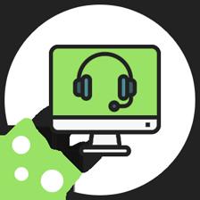 Icon Kontaktaufnahme