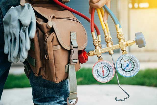 Hintergrundbild für Installateur / Kundendienstmonteur (m/w/d) für Heizungs-, Sanitär- und Klimatechnik und Wärmepumpen