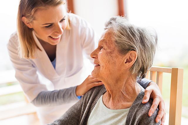 Hintergrundbild für Pflegefachkraft (m/w/d) für die mobile Hauskrankenpflege