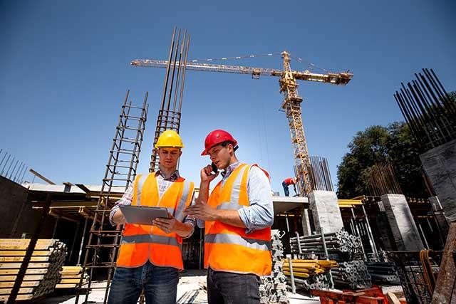 Hintergrundbild für Bauingenieur (m/w/d) als Bauleiter / Projektleiter im Hochbau