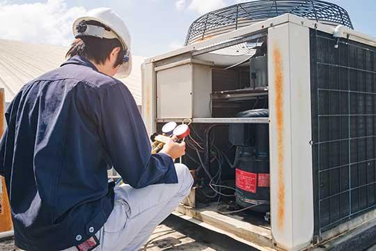 Hintergrundbild für Mechatroniker / Techniker / Meister (m/w/d) als Teamleiter & Servicetechniker für Heizungs,- Klima- und Kältetechnik