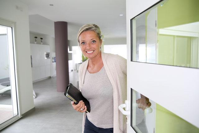 Hintergrundbild für Immobilienkauffrau (m/w/d)